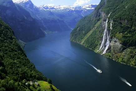 Norway world's most prosperous country for the fifth year in a row