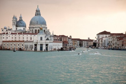 François Pianult's third cultural project in Venice