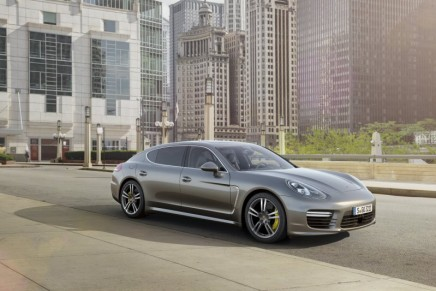 Porsche brings its most powerful offering at 2013 Tokyo Motor Show