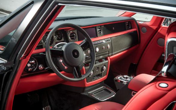Rolls Royce Phantom Coupe Chicane Edition Interior 2luxury2 Com