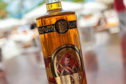 Not only for royal palates: Spirits of the Tsars