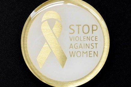Together, let's make a difference. The 2nd edition of White Ribbon for Women campaign