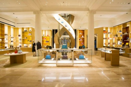 The Louis Vuitton Townhouse at Selfridges London – four years in the making