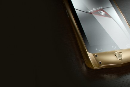 Antares – a new smartphone for the Techno-Luxury mobile segment