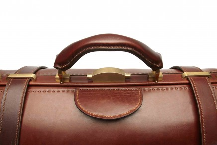 The Fischer Voyage bespoke luggage