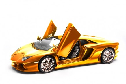 The most expensive and most precious model car in the world