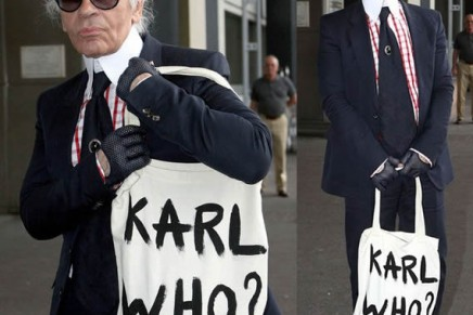 The biggest European Karl Lagerfeld store to be opened in London