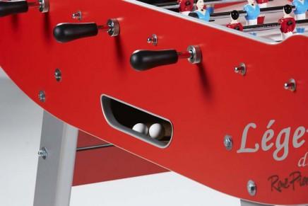 Very limited Legende foosball table