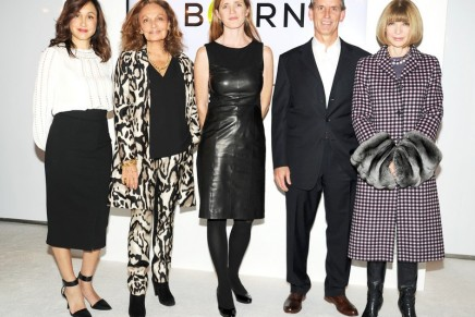 23 designers (and mothers) to create BORNFREE collection