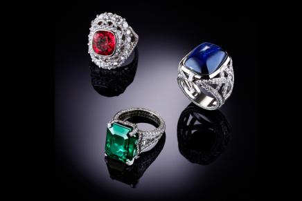 The art of colour or Devotion by Fabergé