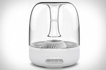 A beautiful sound goes wireless – Harman Kardon Aura Speaker