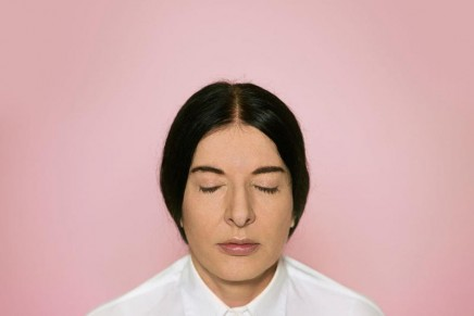Marina Abramovic, The Current, 2013, new fine art print edition