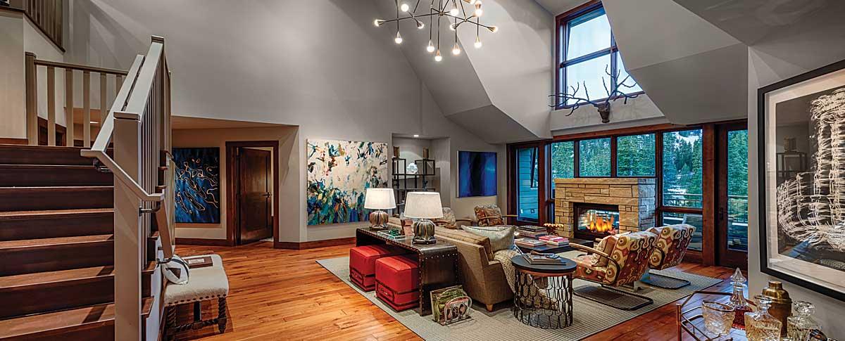 5 Million Duplex Penthouse At The Ritz Carlton Residences Lake Tahoe 2luxury2 Com