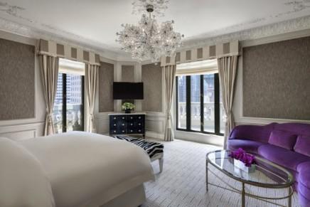 Dramatic renovation at Manhattan's best address