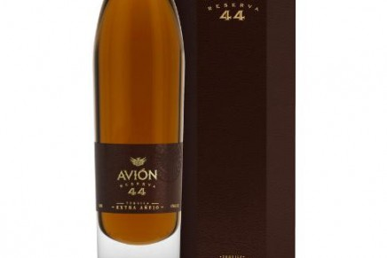 First 150 select cases of Avion Reserva 44 unveiled by Tequila Avion