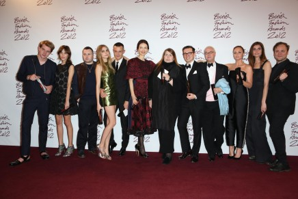 British Fashion Awards 2014: designers that make London the best fashion destination in the world