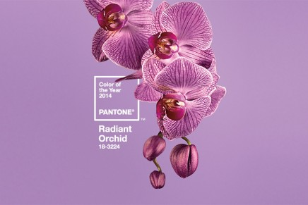 Radiant Orchid revealed as color of the year