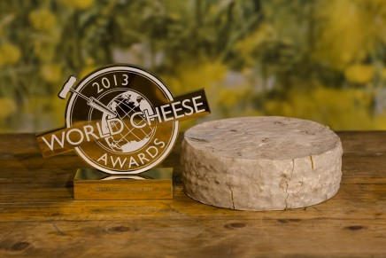 The Olympics of cheese: Creamy blue Montagnolo Affiné tops World Cheese Awards 2013