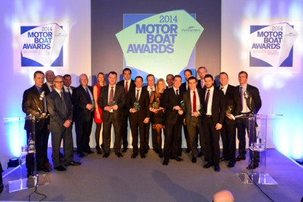 The 2014 Motor Boat Awards – the most coveted prizes in the motorboating industry