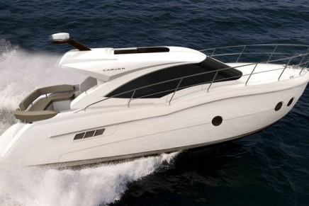 Carver C37 to debut at 2014 Miami International Boat Show