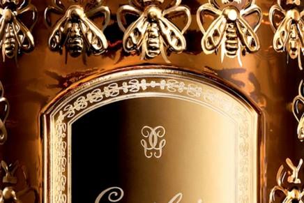 La Ruche Impériale – 160th anniversary of the Guerlain's Bee bottle