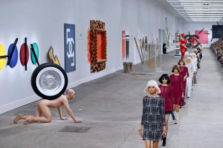 Lauren Laverne on style: when art meets fashion