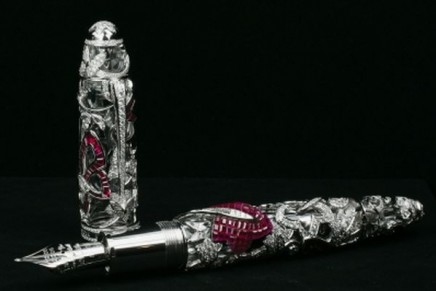 Top 5 World's Most Expensive Pens