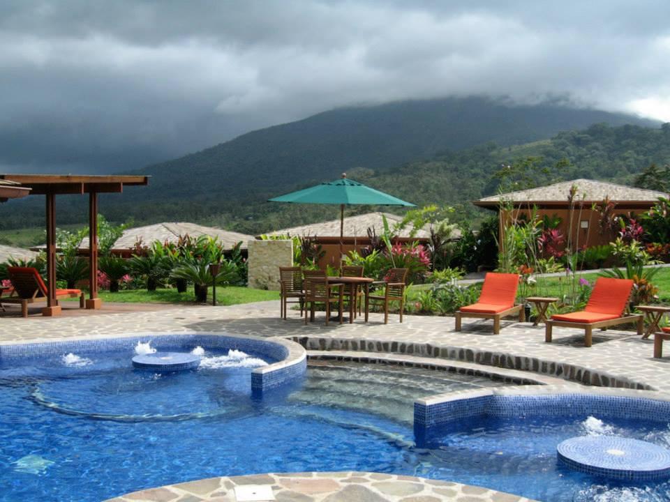 Nayara Hotel Spa Gardens La Fortuna De San Carlos Costa Rica 2luxury2 Com