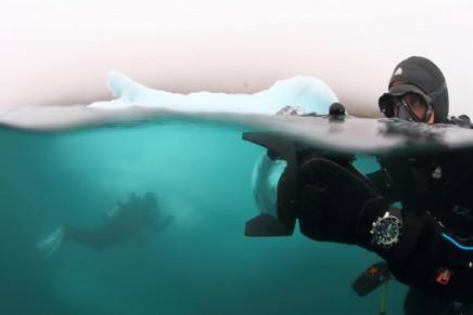 Blancpain Pristine Seas expedition to Franz Josef Land, the Russian Arctic jewel