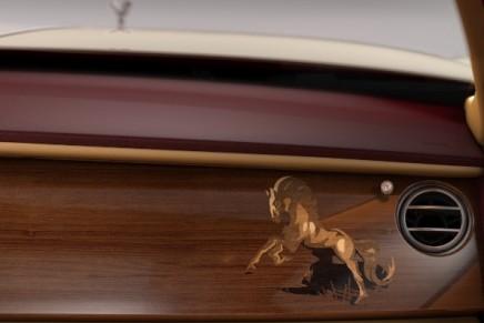 Rolls-Royce Majestic Horse Ghost