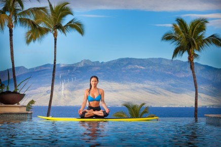Hottest fitness trend – SUP Yoga