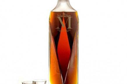 Macallan 'M' 6L decanter Imperiale achieves a new world record price at US $628,000