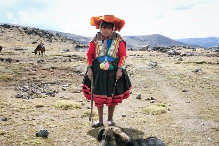 Visual Journey: Exploring Peru with Helena Christensen
