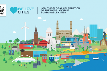 Earth Hour City Challenge to reward cities' sustainability achievements