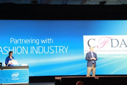 Wearable device innovation from Intel, Opening Ceremony, Barneys, and CFDA