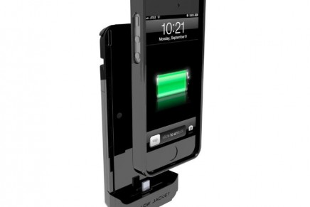 CES 2014: world's only smartphone stun gun case debuts iPhone 5/5s case