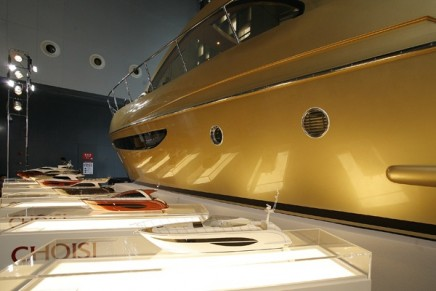 Chinese boating industry statistics