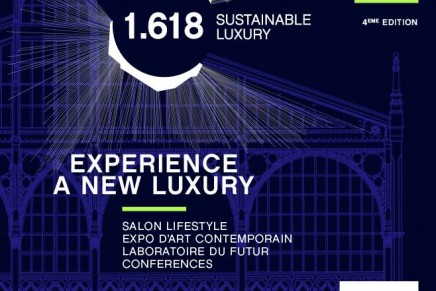 The 4th edition of 1.618 Sustainable Luxury to reflect time and sustainable development