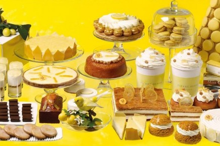 Sweets and treats. The trends for 2014