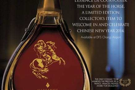 L'Essence Year of the Horse – L'Essence de Courvoisier Cognac