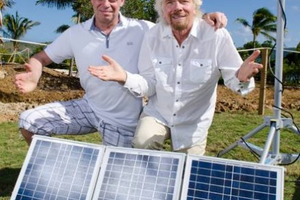 Caribbean Islands determined to replace diesel power with renewable sources