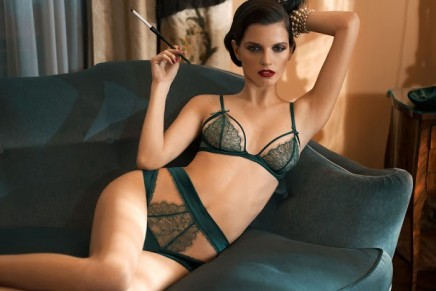 Luxury lingerie for the romantic in you