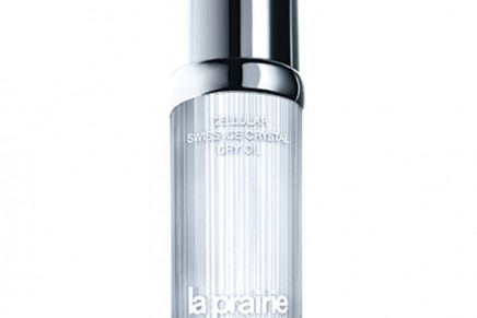 La Prairie Cellular Swiss Ice brings survival skills to the skin