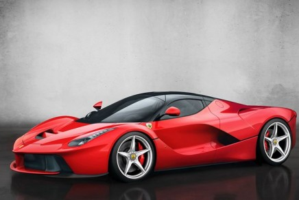 More Ferraris sold in the UK than anywhere else in Europe