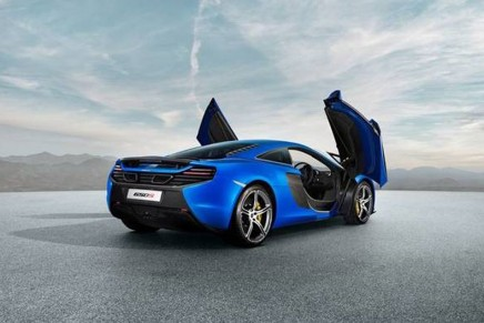 McLaren 650S Coupe to be available from Spring 2014 launch