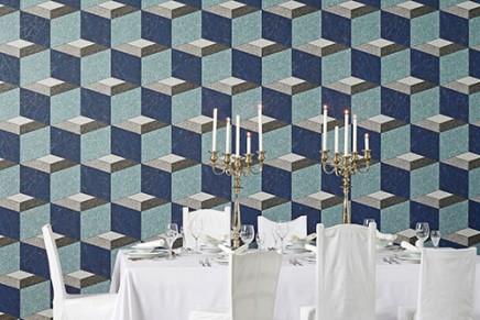Maison Martin Margiela's first wallpaper collaboration