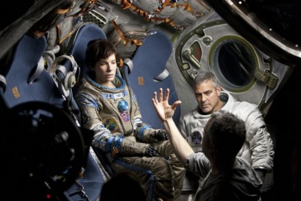 Sandra Bullock: the pain of Gravity
