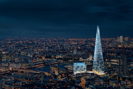 The new London's Shangri-La to open at the Shard