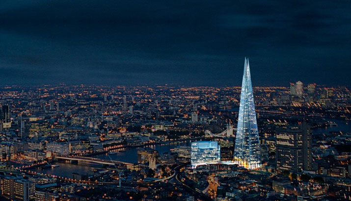 The new London's Shangri-La to open at the Shard ...