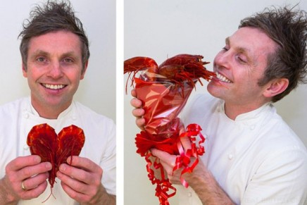 Aphrodisiacal experience with world's most expensive Valentine's Day dinner